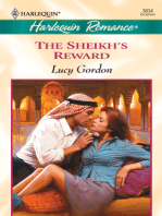 The Sheikh's Reward