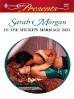 In the Sheikh's Marriage Bed