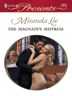 The Magnate's Mistress