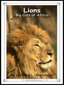 Lions: Big Cats of Africa