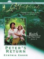 Peter's Return