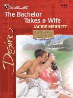 The Bachelor Takes a Wife