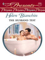 The Husband Test
