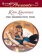 The Prospective Wife