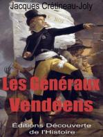 Les Généraux Vendéens