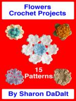 Flowers Crochet Project