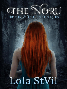 The Noru 2: The Last Akon (The Noru Series, Book 2): The Noru, #2