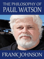 The Philosophy of Paul Watson