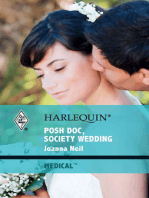 Posh Doc, Society Wedding