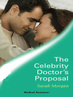 The Celebrity Doctor's Proposal