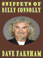 Snippets of Billy Connolly
