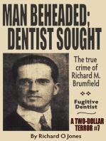 Man Beheaded; Dentist Sought