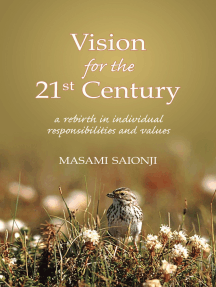Vision for the 21st Century: A Rebirth in Individual Responsibilities and Values