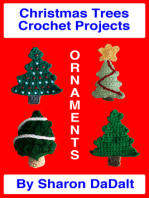 Christmas Trees Crochet Projects