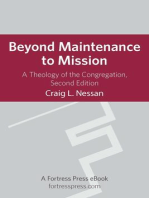 Beyond Maintenance to Mission