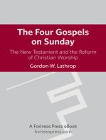 The Four Gospels on Sunday