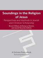 Soundings in the Religion of Jesus
