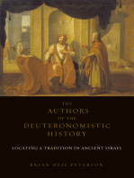 The Authors of the Deuteronomistic History