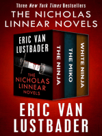 The Nicholas Linnear Novels: The Ninja, The Miko, and White Ninja