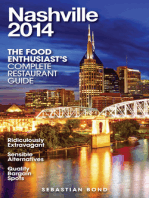 Nashville - 2014 (The Food Enthusiast's Complete Restaurant Guide)