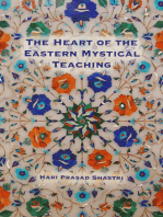 The Heart of the Eastern Mystical Teaching