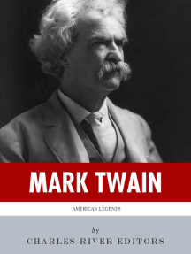 American Legends: The Life of Mark Twain