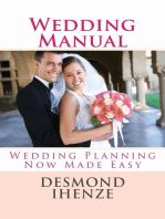 Wedding Manual