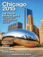 Chicago - 2015 (The Food Enthusiast's Complete Restaurant Guide)