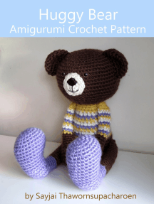 Amazon.com: Puffy Pals Amigurumi Crochet Pattern (Easy Crochet ... | 287x216