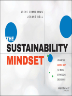 The Sustainability Mindset
