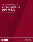 The Ultimate Guide to Choosing an MBA
