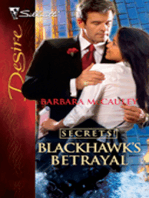 Blackhawk's Betrayal