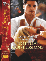 Holiday Confessions