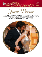 Hollywood Husband, Contract Wife