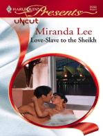 Love-Slave To The Sheikh