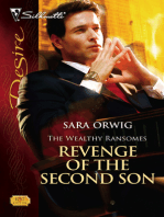 Revenge Of The Second Son