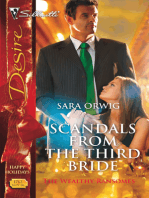 Scandals from the Third Bride