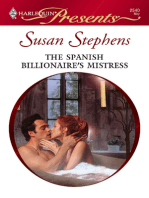 The Spanish Billionaire's Mistress