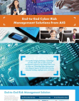 Risk Management Project on End-to-End Cyber