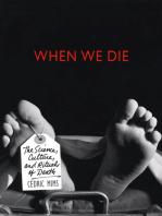 When We Die