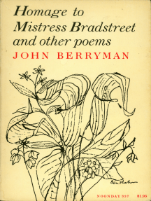 Homage to Mistress Bradstreet