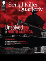 "Serial Killer Quarterly Vol.1 No.3 ""Unsolved in North America"""