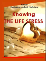 Knowing The Life Stress.