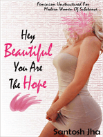 Hey Beautiful, You Are The Hope