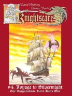 Voyage to Silvermight (Epic Fantasy Adventure Series, Knightscares Book 4)
