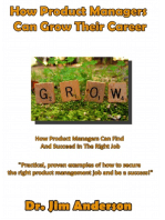How Product Managers Can Grow Their Career
