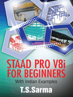 Staad Pro v8i for beginners