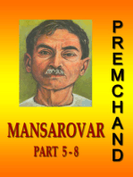 Mansarovar - Part 5-8 (Hindi)