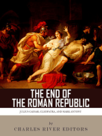 The End of the Roman Republic