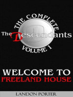 Welcome to Freeland House (The Descendants Complete Collection, #1)